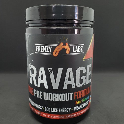 Ravage Preworkout