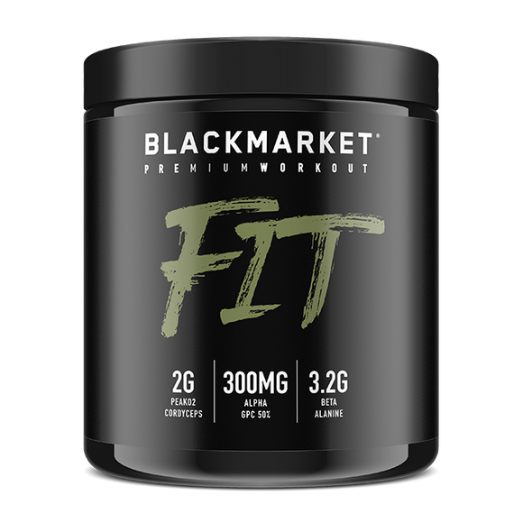 Blackmarket Fit Preworkout-PRE WORKOUT-Any Body Supplements