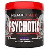Insane Labz PSYCHOTIC Pre Workout
