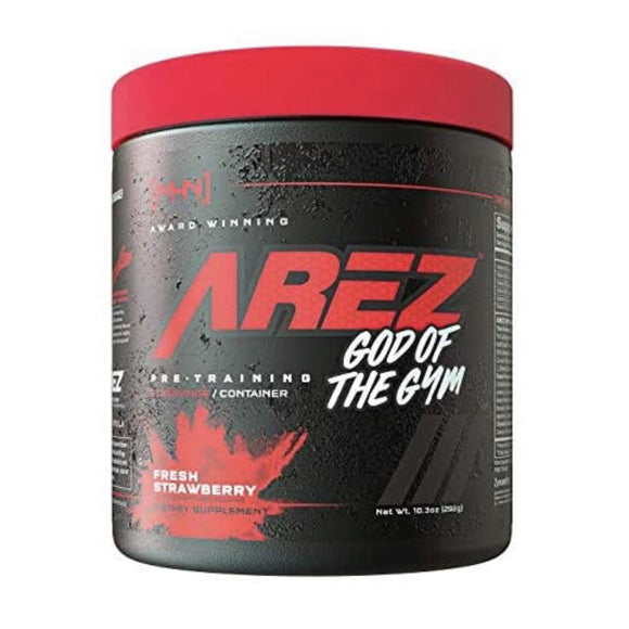 AREZ - GOD of The Gym | Award Winning PRE Workout