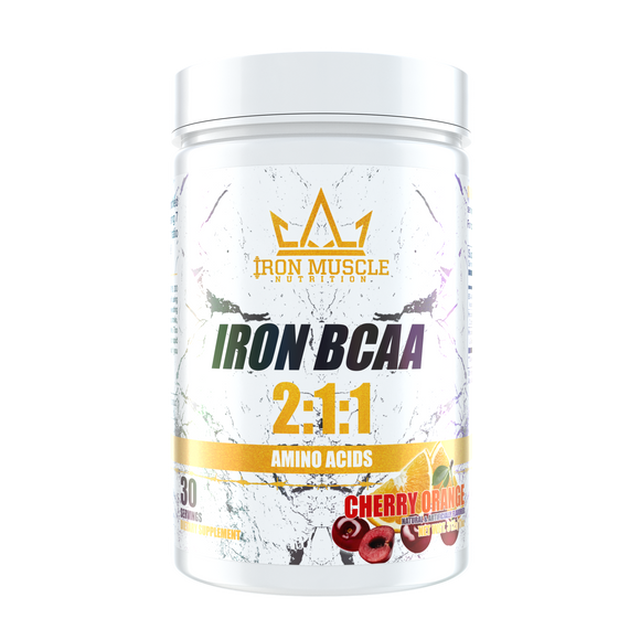 Iron Muscle Iron BCAA Recovery | IRON MUSCLE | Any Body Supplements