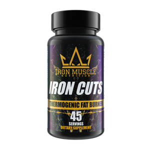 Iron Muscle Iron Cuts Fat Burner