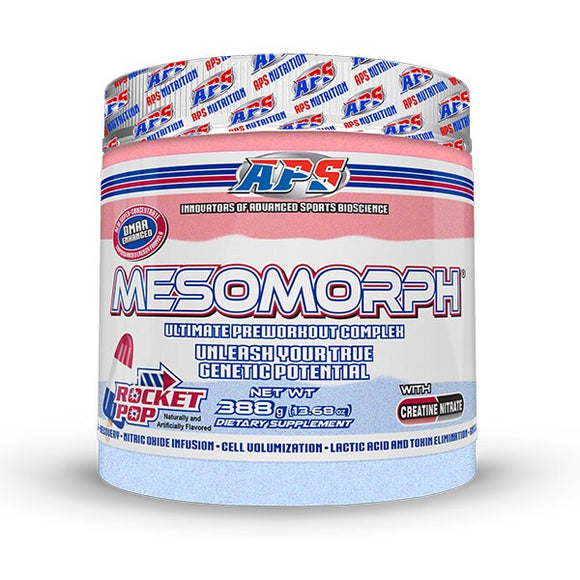 APS Nutrition MESOMORPH Pre workout | APS NUTRITION | Any Body Supplements