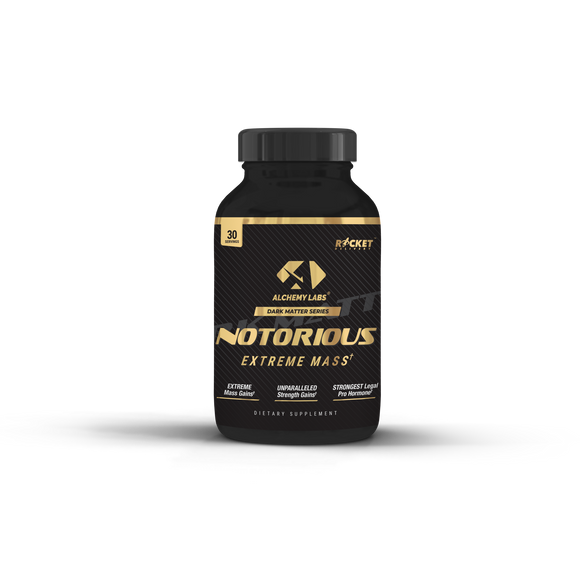 Alchemy Labs Notorious Extreme Mass | ALCHEMY LABS | Any Body Supplements