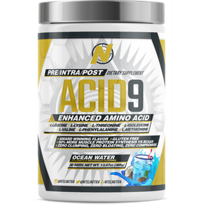 Ntel Nutra ACID 9 enhanced amino acid