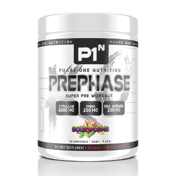 Phase One Nutrition – PrePhase