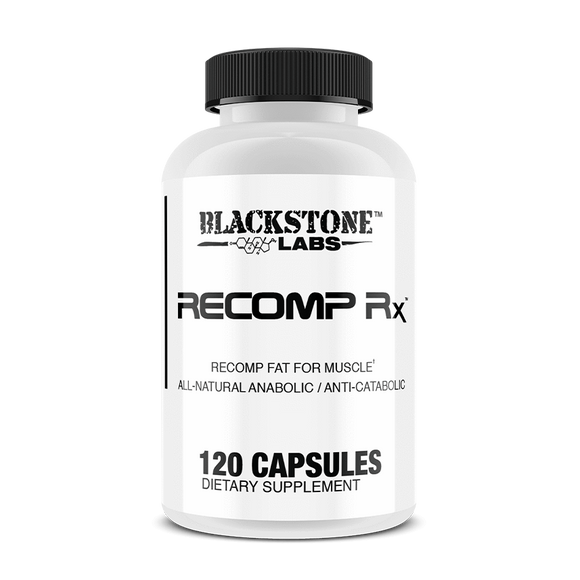 Blackstone Labs RECOMP RX | BLACKSTONE LABS | Any Body Supplements