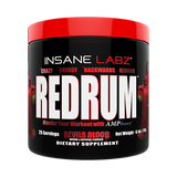 Insane Labz RED RUM Pre-Workout