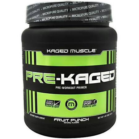 Kaged Muscle PRE-KAGED | KAGED MUSCLE | Any Body Supplements
