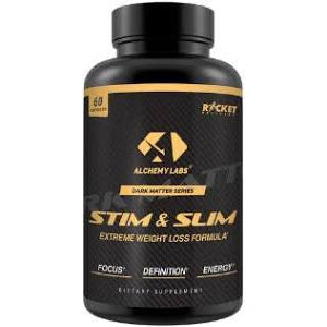 Alchemy Labs STIM & SLIM | ALCHEMY LABS | Any Body Supplements
