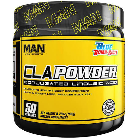 Man Sports CLA Powder 5 Servings | MAN SPORTS | Any Body Supplements