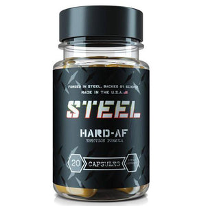 Steel Supplements Hard-AF | STEEL SUPPLEMENTS | Any Body Supplements