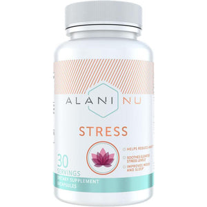 Alani Nu STRESS | ALANI NUTRITION | Any Body Supplements