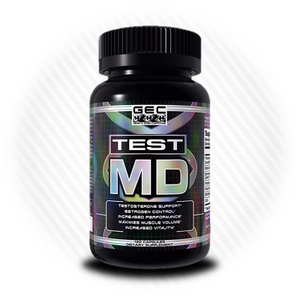 GEC TEST MD | GENETIC EDGE COMPOUNDS | Any Body Supplements