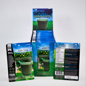 GREEN POWER Smoothies - Case of 24