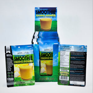 TROPIC POWER Smoothies - Case of 24