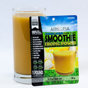 TROPIC POWER ($7.99 + $2 shipping by letter-mail included)