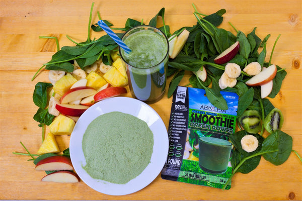 GREEN POWER - 24 PACK (only $6.99/smoothie) Free Shipping - regular $7.99/smoothie