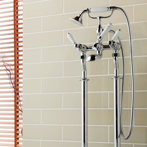 3 Reasons to Choose A Floor-Standing Bath Tap