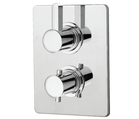 Thermostatic Concealed 1 Outlet Shower Valve, HP 1 [WIN651]