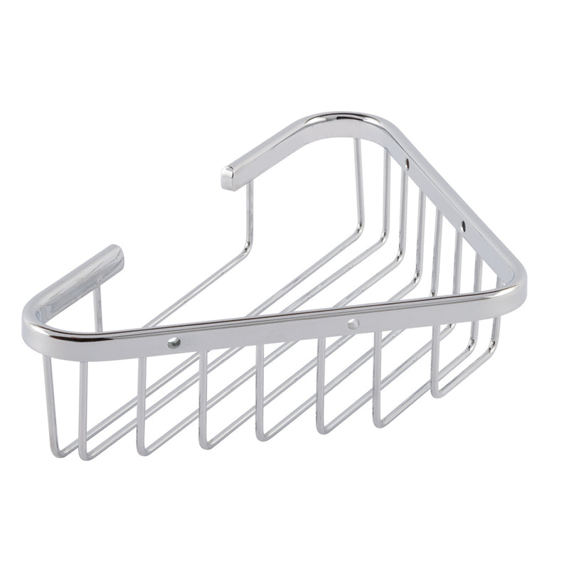 Small Triangle Corner Shelf Basket
