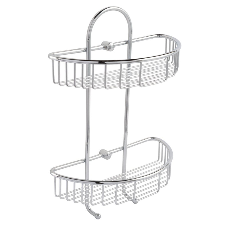 Twin Triangle Corner Shelf Basket [2005]