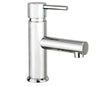 Round mini basin mixer without pop up waste, HP 1 [5108]