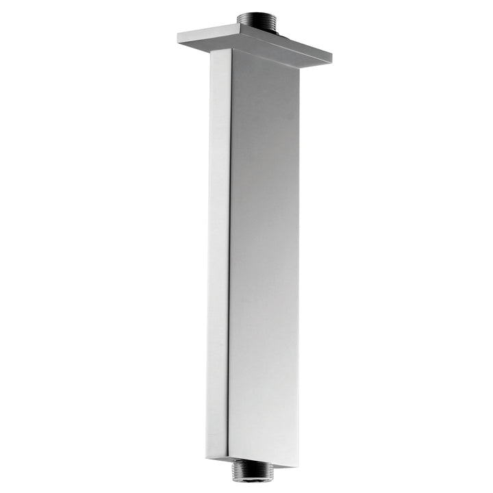 Rectangle Ceiling Shower Arm 300mm