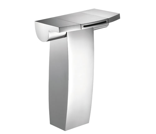 Flow Monoblock Tall Basin Mixer - Tapron