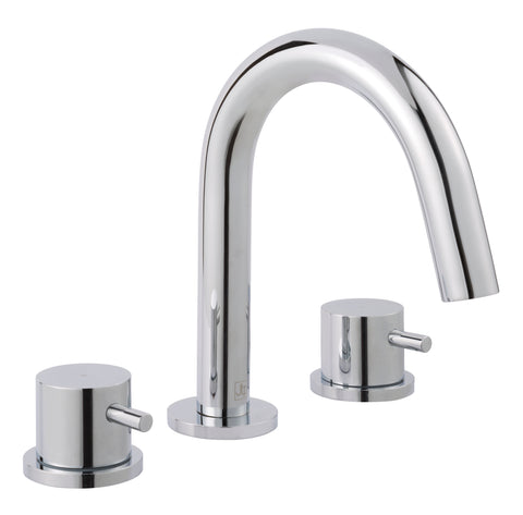 Florence 3 Hole Deck Mounted Basin Mixer [55193]