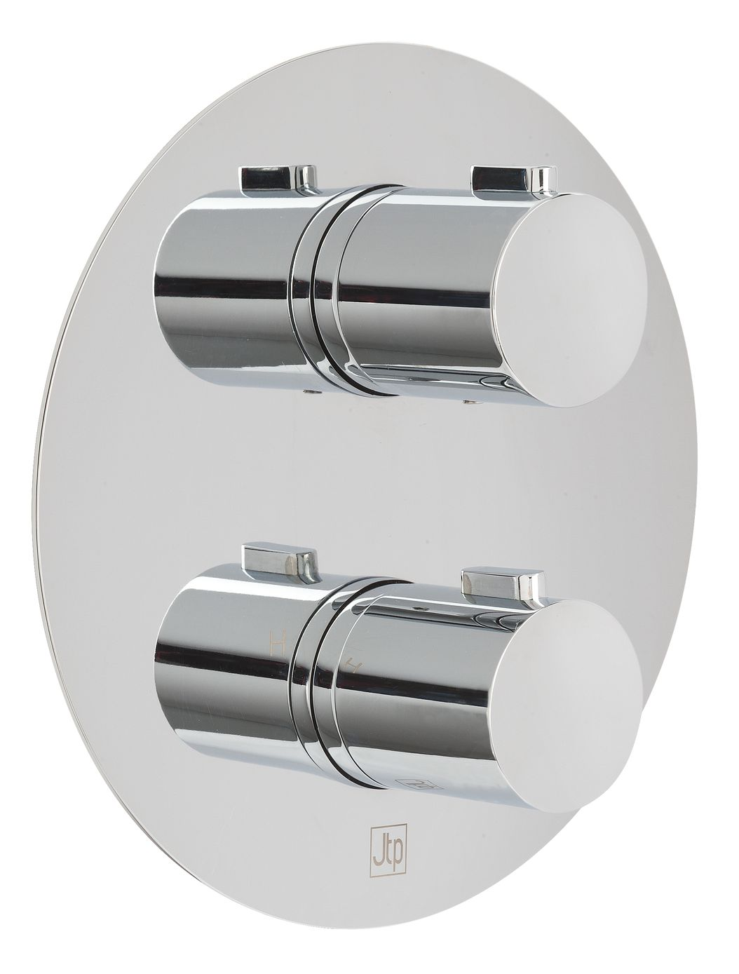 2 Outlet Concealed Thermostatic Shower Valve