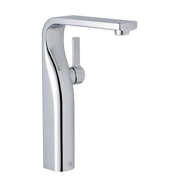 Curve Single Lever Tall Basin Mixer - Tapron