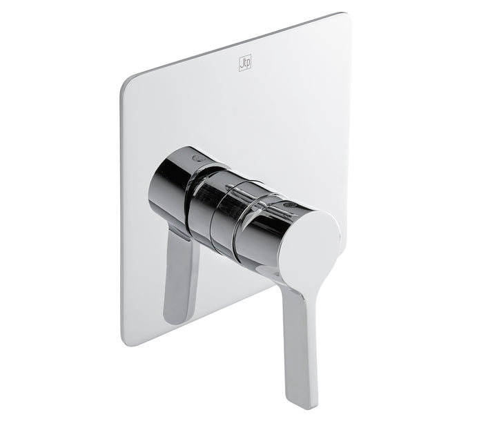 Curved Single Lever Concealed Manual Valve - Tapron