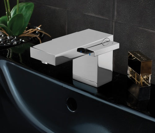 Monoblock basin mixer with pop-up waste, HP 1 [891181]