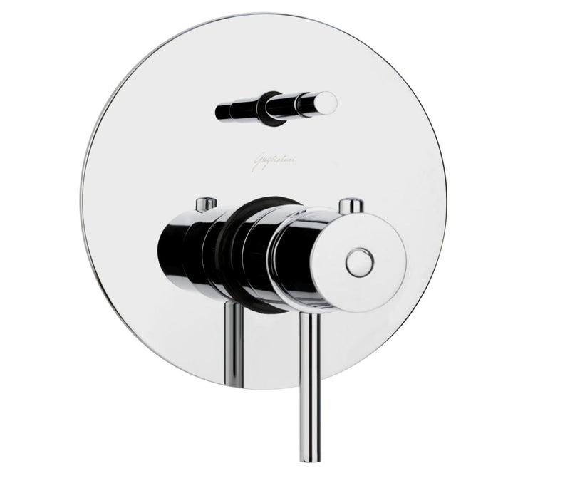 Cena 2 Outlets Concealed Thermostatic Shower Valve - Tapron