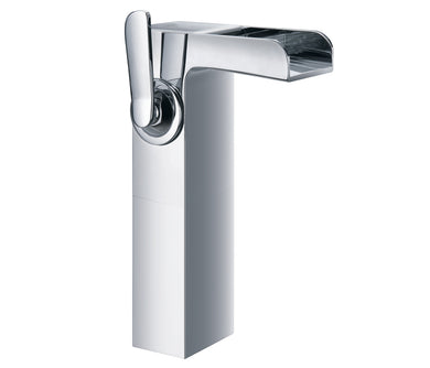 Cascata Tall Single Lever Basin Mixer - Tapron