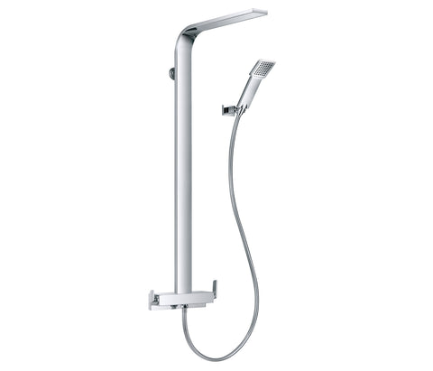 Toxcana Single Lever Shower Mixer with Rain Shower [77210]