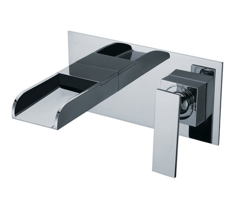 Toxcana Concealed Wall Mounted Basin Mixer [77231]