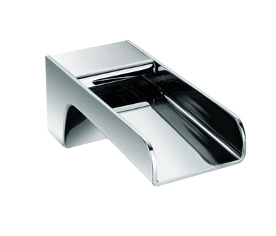 Cascata Wall Mounted Basin/ Bath Spout - Tapron