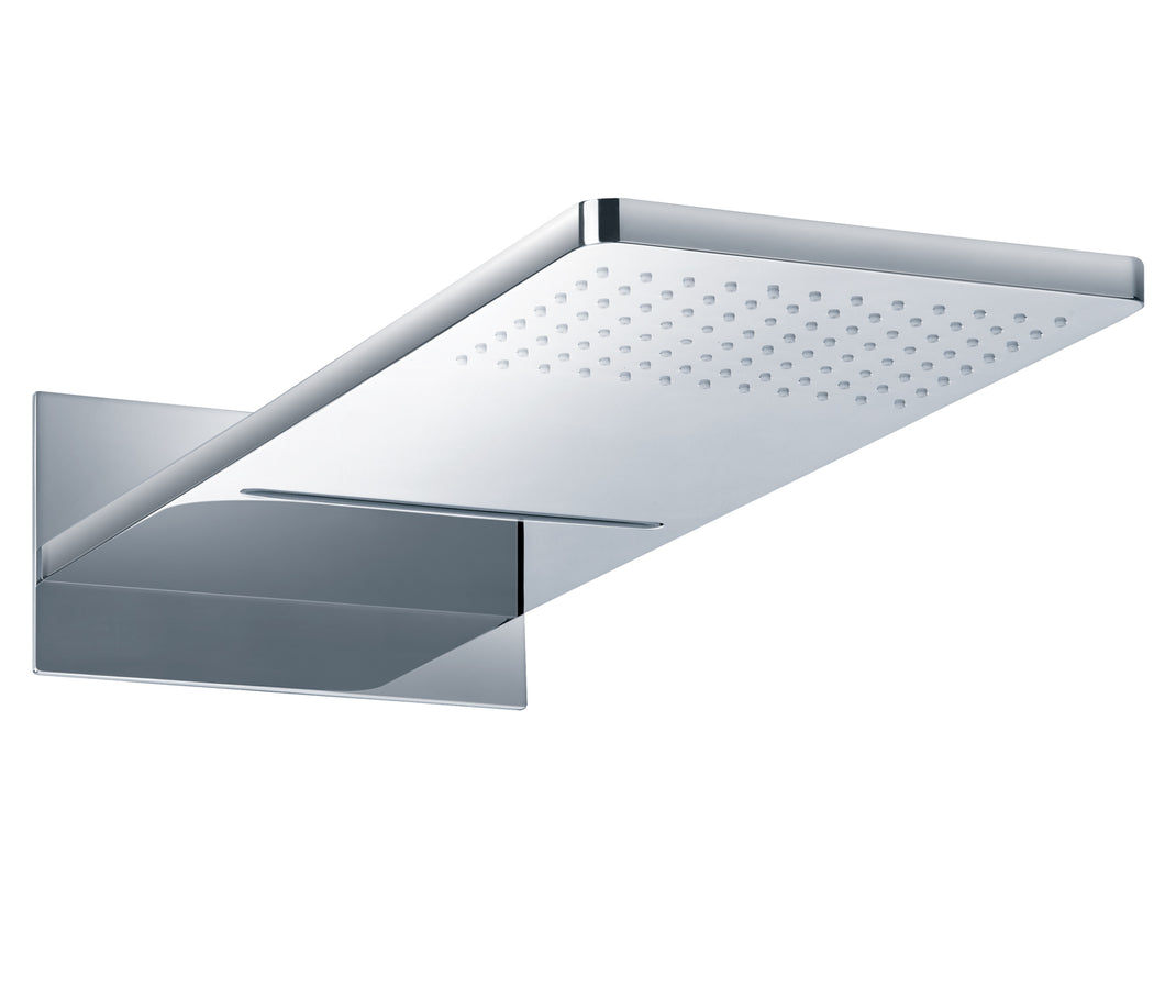 Cascata Overhead Shower with Dual Function - Tapron