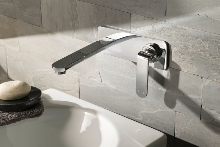 Concealed Manual Valve with Basin Spout