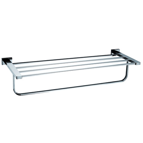 Ludo Towel Shelf with Bar [970181]