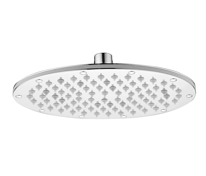 Oval 230mm Overhead Shower