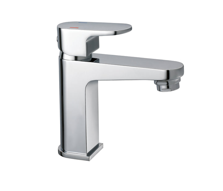 Base Mini Basin Mixer with Click Clack Waste - Tapron