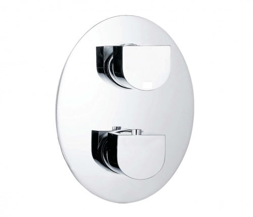 Base Concealed 1 Outlet Shower Valve - Tapron