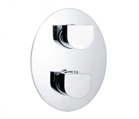 Doris Concealed 1 Outlet Shower Valve [B651]