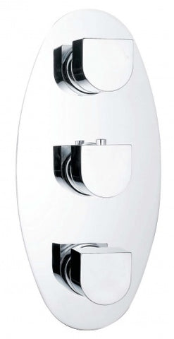 Doris Concealed 2 Outlet Shower [B690]