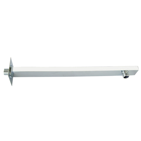 sleek-square-shower-arm-400mm-c021002
