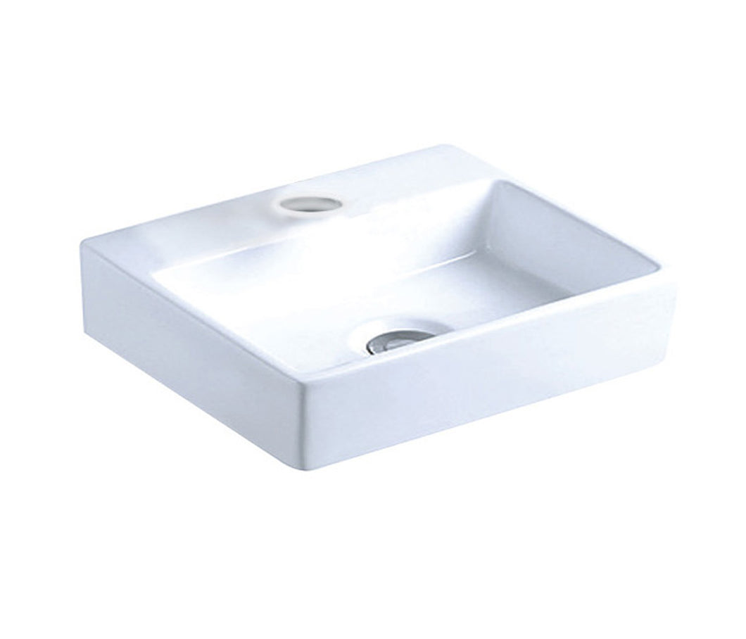 Cloakroom Basin - Tapron