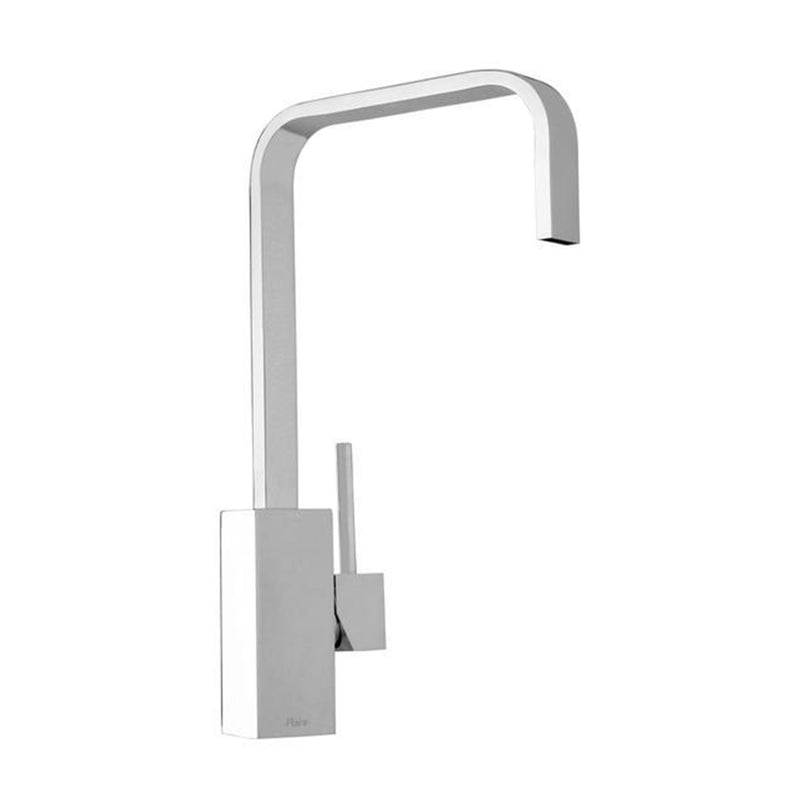 Dax Monobloc Single Lever Brass Kitchen Tap finished in High Shine Chrome coating HP1 Height 360mm x Projection 205mm [SJH77]